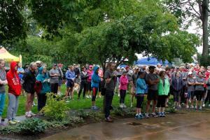 Rain resistant Bretts Run 5